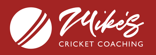 Mike's Cricket Coaching Logo
